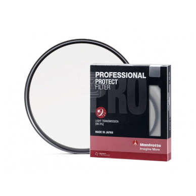 Apsauginis filtras Manfrotto PRO Protect 52mm