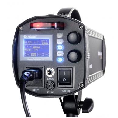 Blykstė Fomei Digital Pro X - 500 2
