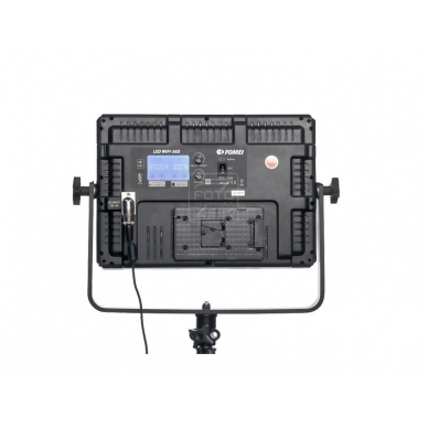 Šviestuvų komplektas Fomei LED WIFI-36D 4