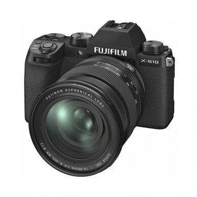 Fotoaparatas Fujifilm X-S10 9
