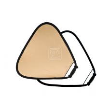 Atšvaitas Lastolite Trigrip 75cm Gold/White LL LR3641