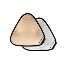 Atšvaitas Lastolite Trigrip 75cm Sunfire/Silver LL LR3636