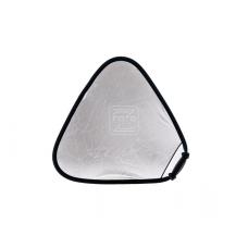 Atšvaitas-sklaidytuvas Lastolite Trigrip 75cm Soft Silver LL LR3652