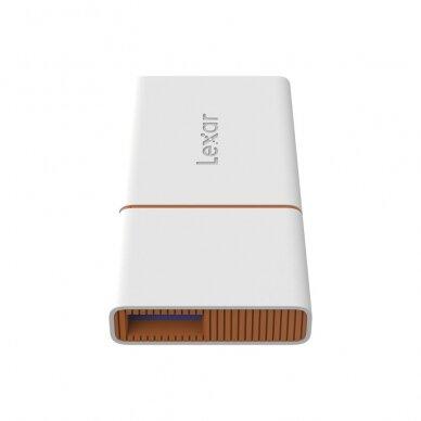Atminties kortelių skaitytuvas Lexar nCARD NM card 2-in-1 USB 3.1 2