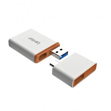 Atminties kortelių skaitytuvas Lexar nCARD NM card 2-in-1 USB 3.1 6
