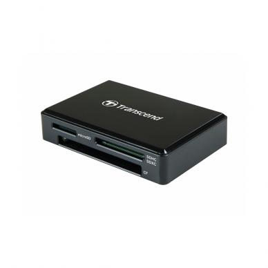Atminties kortelių skaitytuvas Transcend RDC8 (USB-C 3.1) 2
