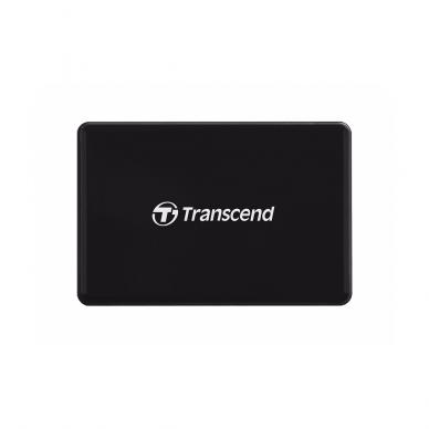 Atminties kortelių skaitytuvas Transcend RDC8 (USB-C 3.1) 3