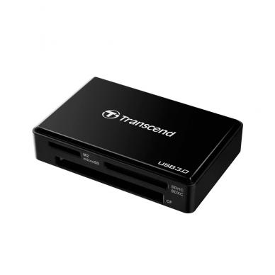 Atminties kortelių skaitytuvas Transcend RDF8K (USB 3.1)
