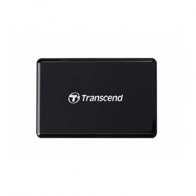 Atminties kortelių skaitytuvas Transcend RDF9 (USB 3.1) 2