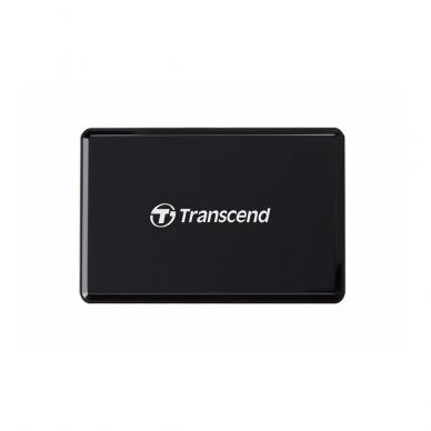 Atminties kortelių skaitytuvas Transcend RDF9 2