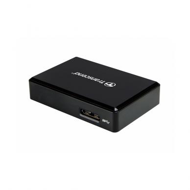 Atminties kortelių skaitytuvas Transcend RDF9 (USB 3.1)