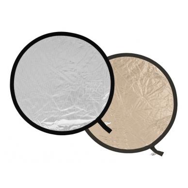 Atšvaitas Lastolite 120cm Sunlite / Soft Silver
