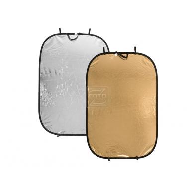 Atšvaitas Lastolite 1.8x1.2m Silver / Gold
