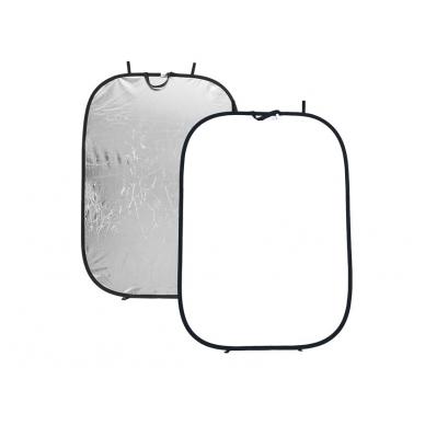 Atšvaitas Lastolite 1.8x1.2m Silver / White