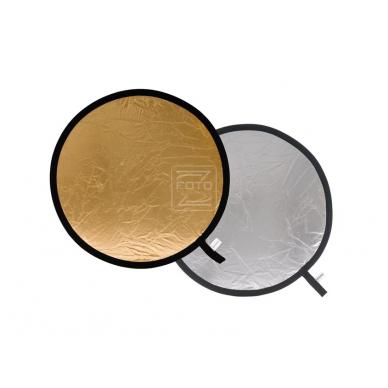 Atšvaitas Lastolite 75cm Silver / Gold