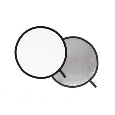 Atšvaitas Lastolite 75cm Silver / White