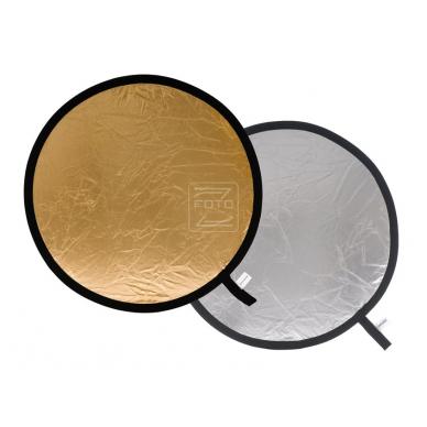 Atšvaitas Lastolite 95cm Silver / Gold