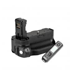 Baterijų laikiklis Meike Sony MK-A7II PRO su pulteliu