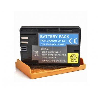 Baterija Extra Digital LP-E6 (Canon) 2