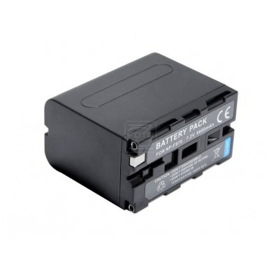 Baterija Extra Digital NP-F970 (Sony, Manfrotto) 2