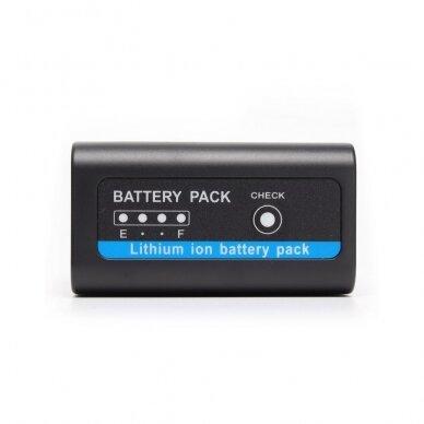 Baterija Extra Digital NP-F980D 8800mAh (Sony) 2