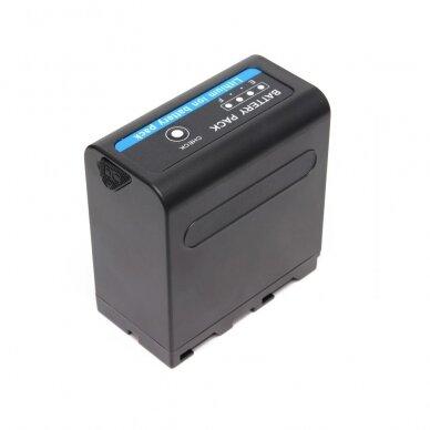 Baterija Extra Digital NP-F980D 8800mAh (Sony) 6