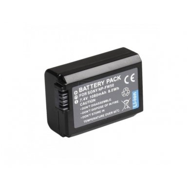 Baterija Extra Digital NP-FW50 (Sony) 2