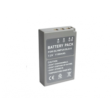 Baterija Extra Digital PS-BLS5 (Olympus)