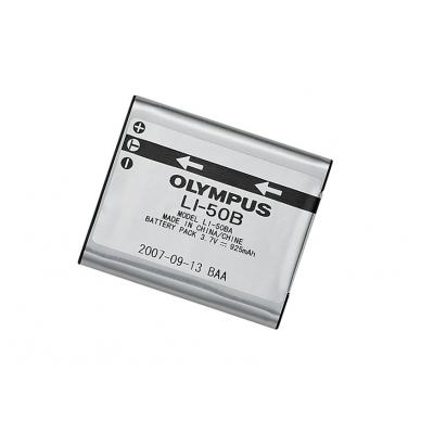 Baterija Olympus Li-50B