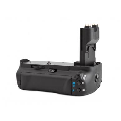 Baterijų laikiklis Meike Canon 7D 2