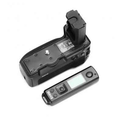 Baterijų laikiklis Meike Sony MK-A9 PRO su pulteliu 4