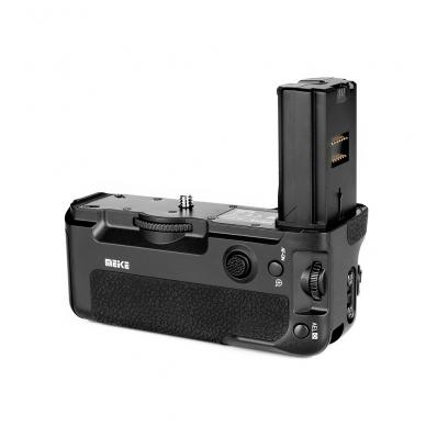Baterijų laikiklis Meike Sony MK-A9 PRO su pulteliu 2