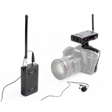 Belaidžio mikrofono sistema Saramonic SR-WM4C 3