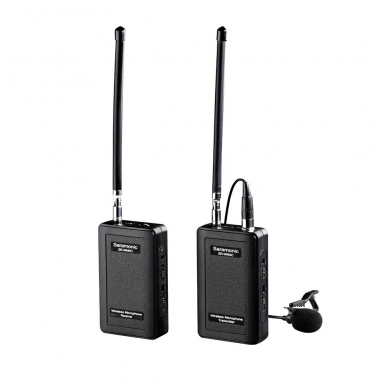 Belaidžio mikrofono sistema Saramonic SR-WM4C