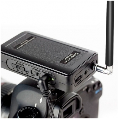 Belaidžio mikrofono sistema Saramonic SR-WM4C 4