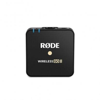 Belaidžių mikrofonų sistema Rode Wireless GO II 6
