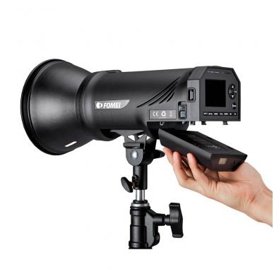 Blykstė Fomei Digitalis Pro TX400 TTL 4
