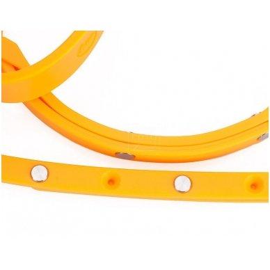 Dirželis fotoaparatui Leica T Silicon Melon-yellow 2