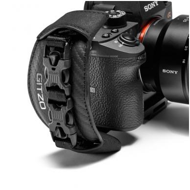Dirželis-rankena fotoaparatui Gitzo Century 4