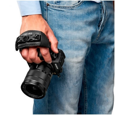 Dirželis-rankena fotoaparatui Gitzo Century 5