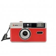 Fotoaparatas AgfaPhoto REUSABLE CAMERA 35MM RED