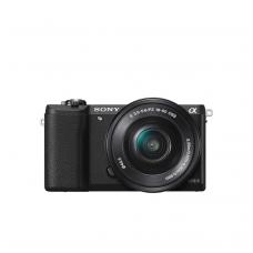 Fotoaparatas Sony α5100 16-50 Kit Black + SONY FOTOPAMOKA. GARANTIJA 24+12 MĖN.
