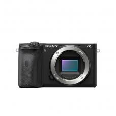 Fotoaparatas Sony α6600 BODY BLACK