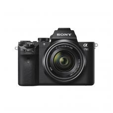 Fotoaparatas Sony α7 Mark II 28-70 Kit papildoma + 1 metų garantija