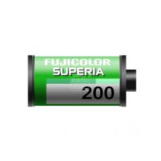 Fotojuosta Fujicolor Superia 200 135/24
