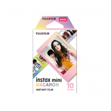 Fotoplokštelės Fujifilm Instax mini Macaron 10 vnt