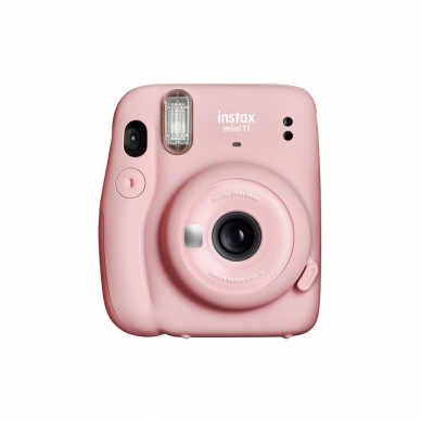 Fotoaparatas Fujifilm Instax Mini 11 Blush Pink