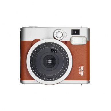 Fotoaparatas Fujifilm Instax Mini 90 Brown