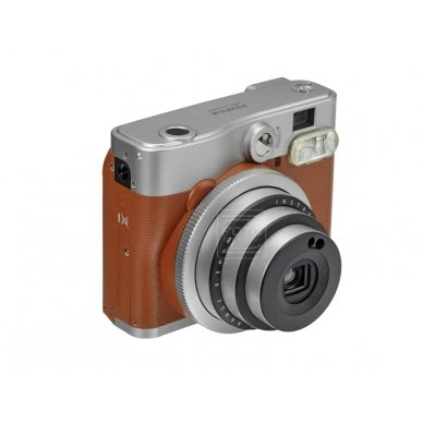 Fotoaparatas Fujifilm Instax Mini 90 Brown 4