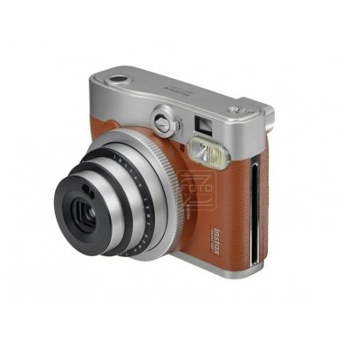 Fotoaparatas Fujifilm Instax Mini 90 Brown 2